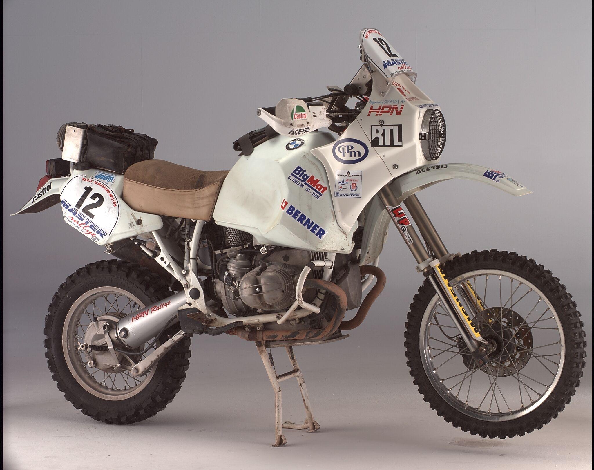 Bmw Airhead Bmw Dirt Bikes By Hpn Nelson S Bmw Airhead